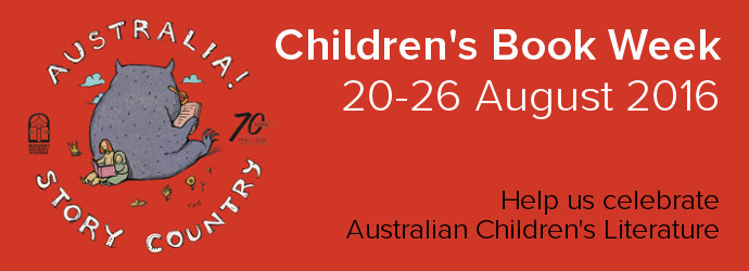 Learn more about Children's Book Week 2016 by clicking here